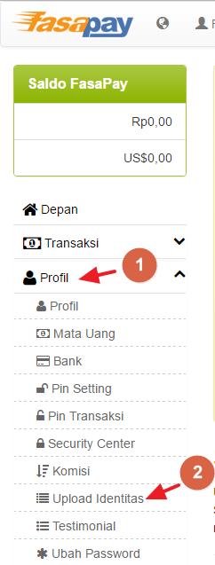 Daftar FasaPay Indonesia 5